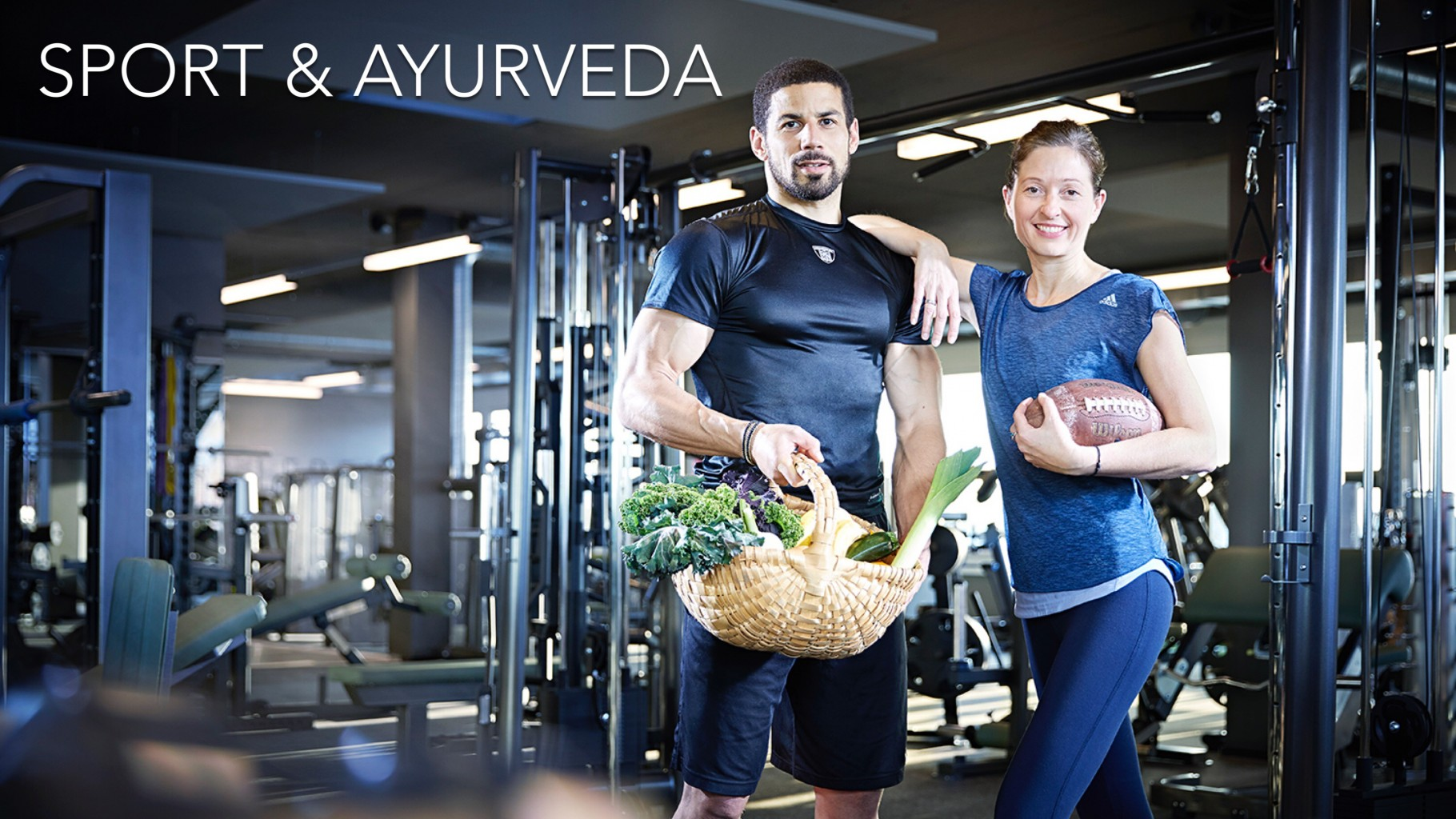 "Workshop ""Sport & Ayurveda"""