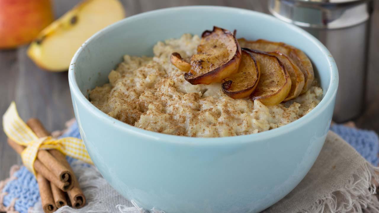 Der gute alte Porridge